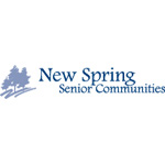 Logo for New Spring Senior Communities