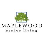 Logo for Maplewood Senior Living