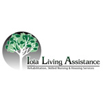 Logo for Iola Living Assistance