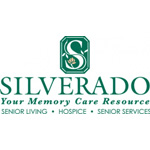 Logo for Silverado Senior Living