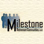 Logo for Milestone Retirement Communities