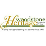 Logo for Heritage & Woodstone Assisted Living