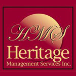 Logo for Heritage Management Services, Inc.