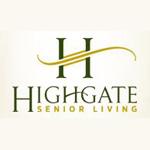 Logo for Highgate Senior Living