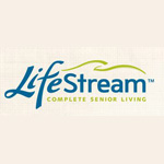Logo for LifeStream Complete Senior Living, Inc.