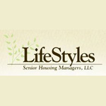 Logo for LifeStyles Senior Housing Managers, LLC
