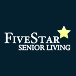Logo for Five Star Senior Living