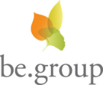 Logo for be.group