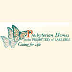 Logo for Presbyterian Homes in the Presbytery of Lake Erie