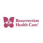Logo for Resurrection Health Care