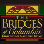 Logo for The Bridges of Columbia Assisted Living
