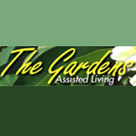 Logo for The Gardens Assisted Living