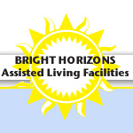 Logo for Bright Horizons Assisted Living Facilities