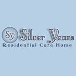 Logo for Silver Years Residential Care
