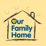 Logo for Our Family Home
