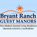 Logo for Bryant Ranch Guest Manors