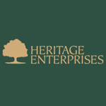 Logo for Heritage Enterprises