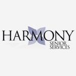 Logo for Harmony Senior Services