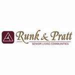 Logo for Runk & Pratt Senior Living Communities