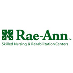Logo for Rae-Ann Skilled Nursing and Rehabilitation Centers