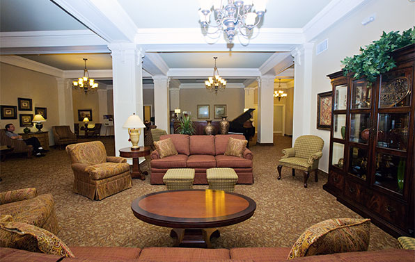 Inman Placeeast University Champaign Assisted Living Nursing
