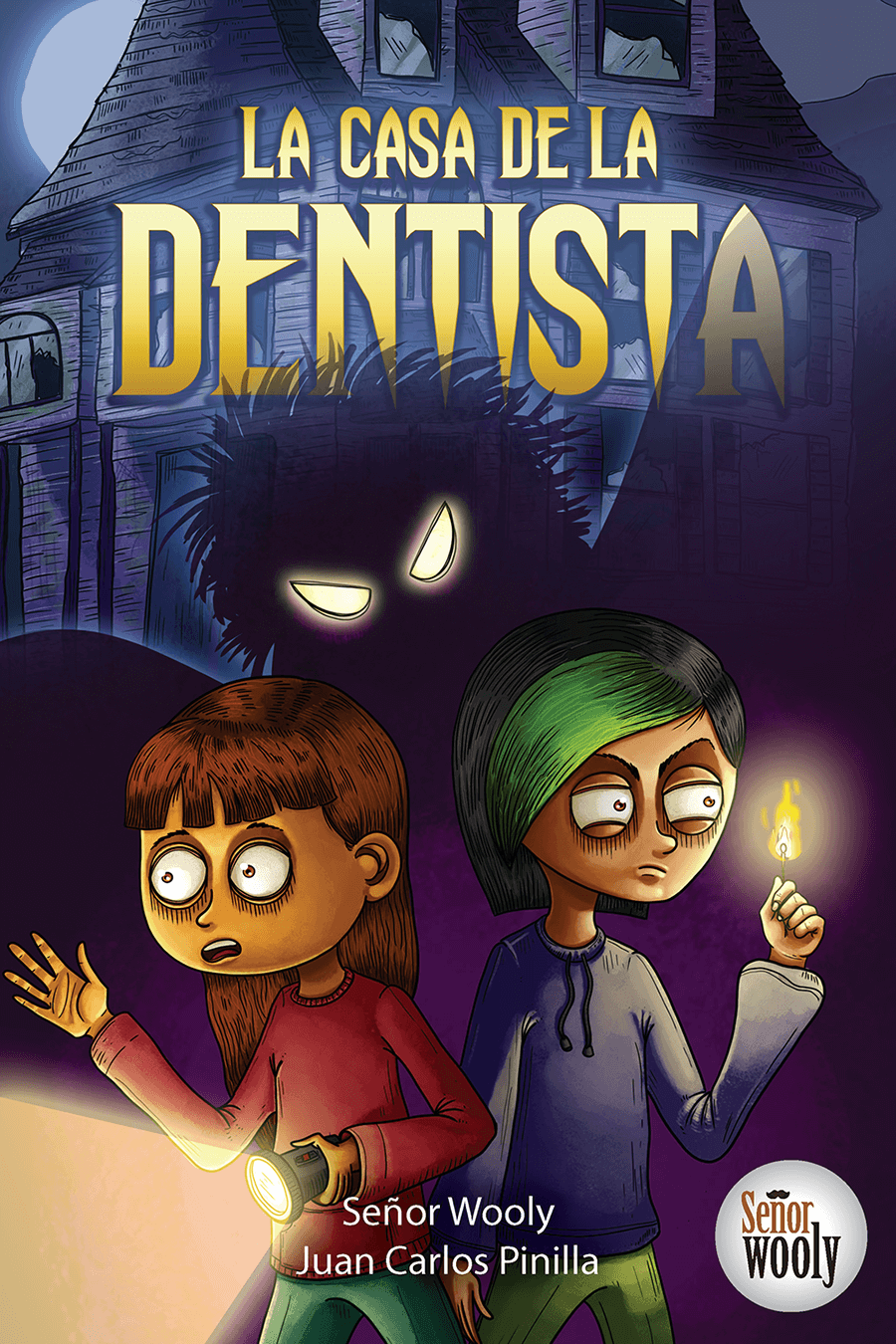 Dentista Graphic Novel