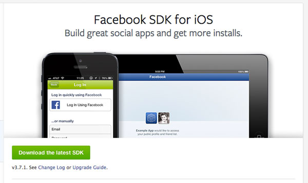The iOS Developer's Guide To Facebook Mobile Install Ads