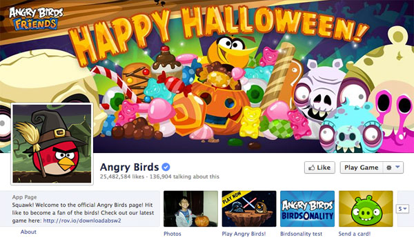 angry birds october app