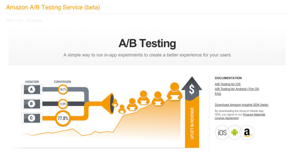 9 Mobile A/B Testing Tools - Optimize Apps Without Submitting An ...