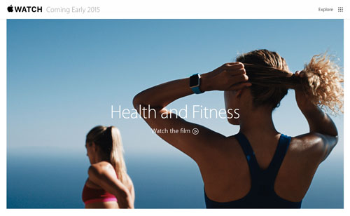 Health and Fitness use case