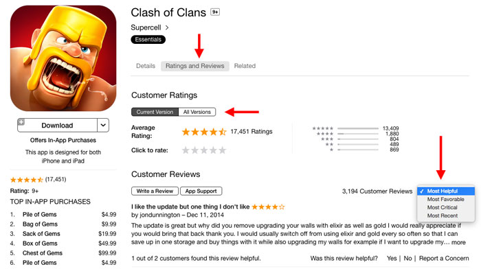 Breakdown Of Reviews Gives iOS And Android App Publishers A