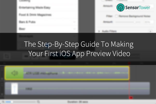 make app preview video