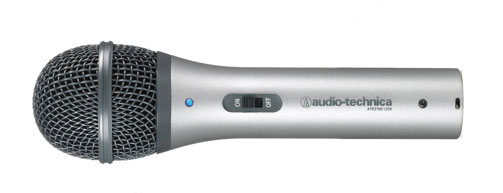 Audio-Technica ATR2100 for App Preview videos