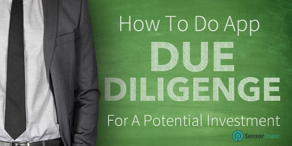 do app due diligence