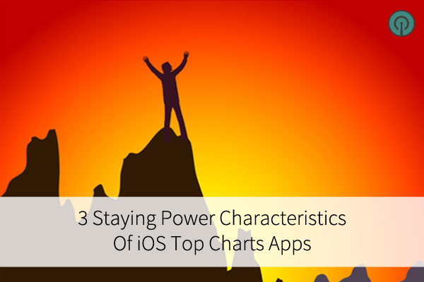 staying power of iOS apps