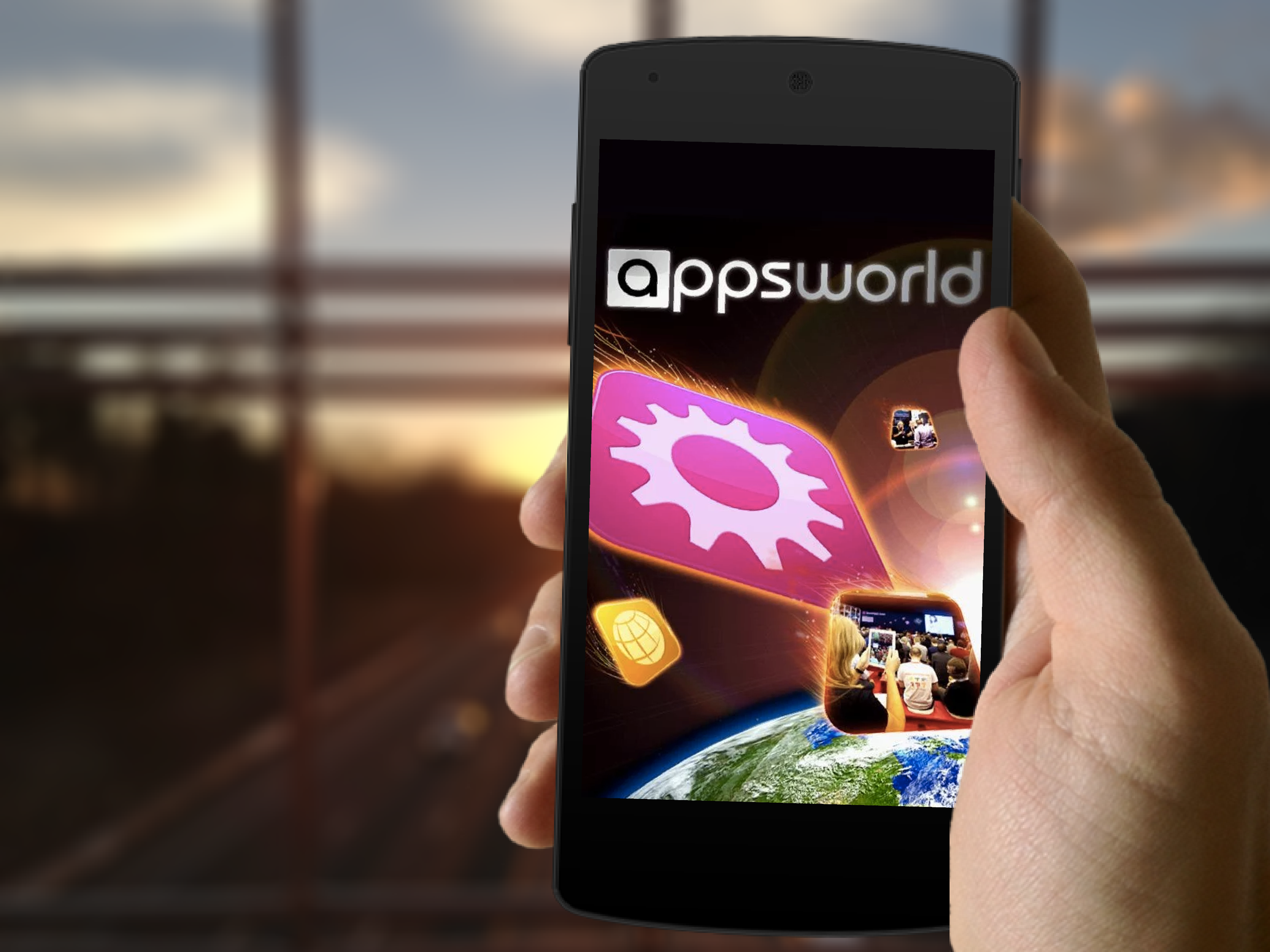 Apps World 2015 Mobile App