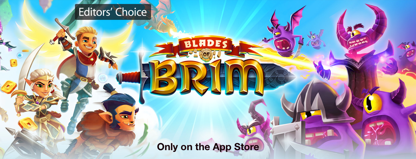 Blades of Brim and the Art of Successful Global Launches