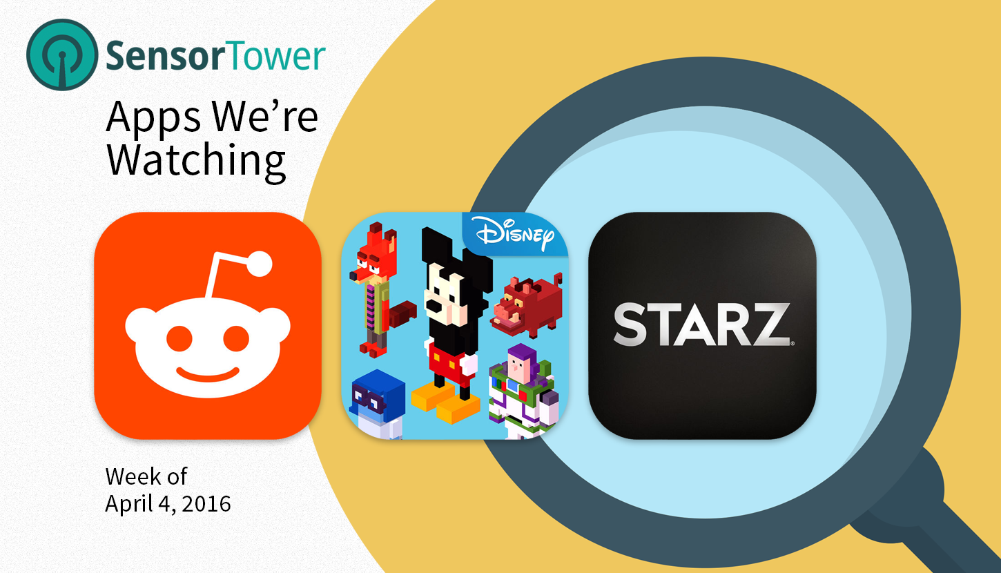 Apps We're Watching for the Week of April 4, 2016 Hero Image