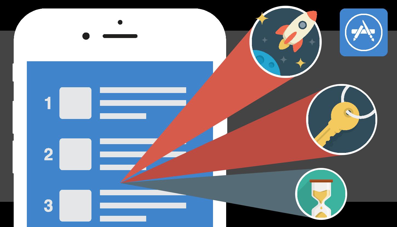 Apple App Store Optimization's Most Important Ranking Factors Hero Image