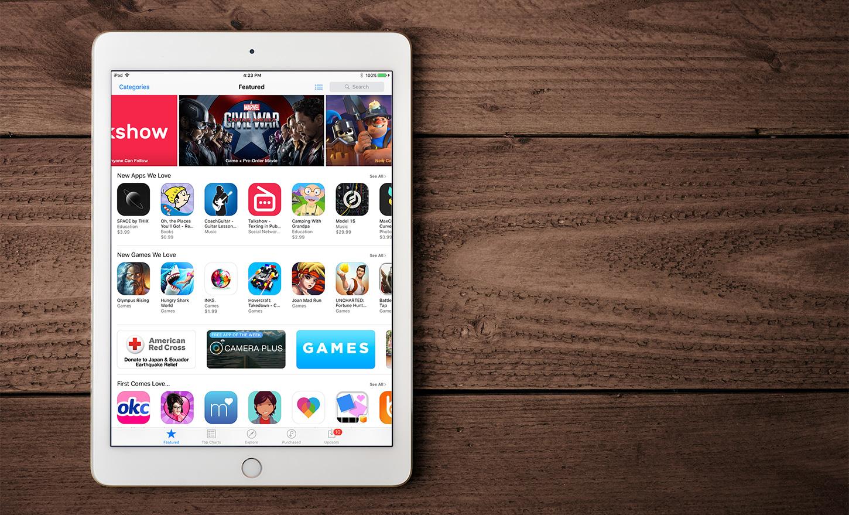 App Store Revenue Breakdown Hero Image