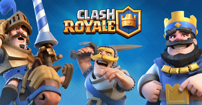 Clash Royale $1 Billion Gross Revenue Hero Image