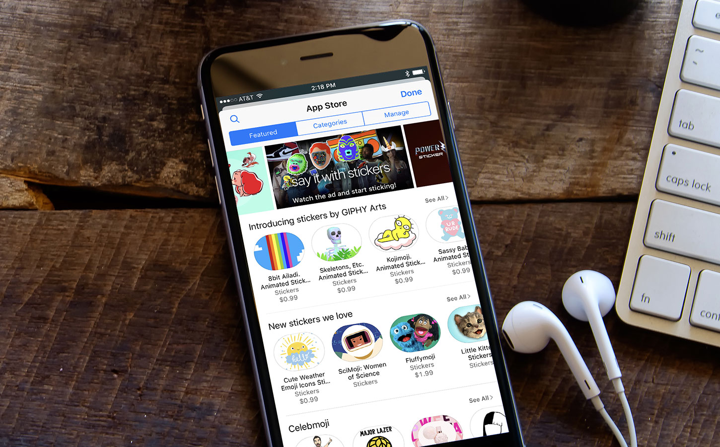 iMessage App Store Six Months Later Hero Image