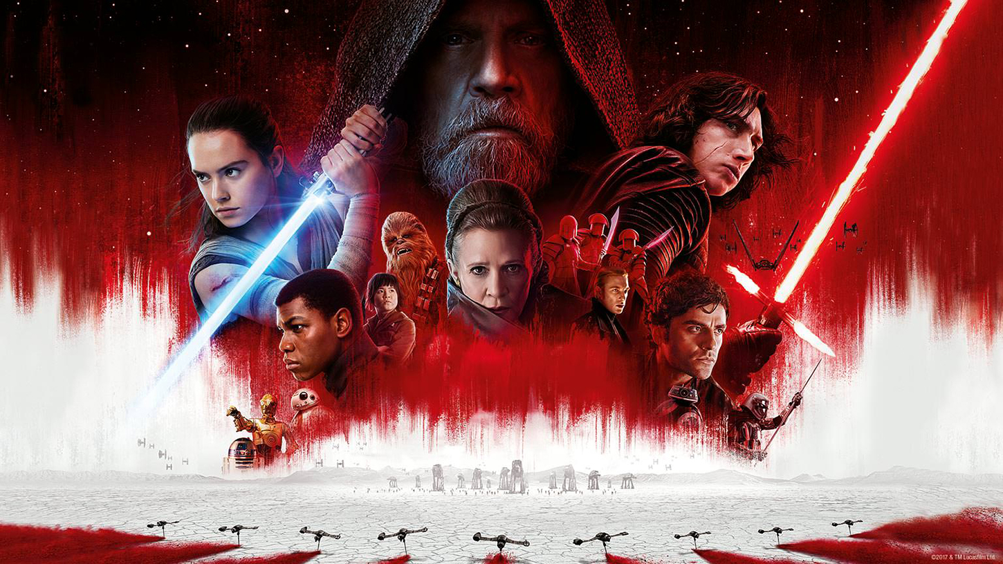 Artwork for Star Wars The Last Jedi 'the last jedi' premiere more than doubled star wars mobile game downloads - the last jedi artwork - 'The Last Jedi' Premiere More Than Doubled Star Wars Mobile Game Downloads