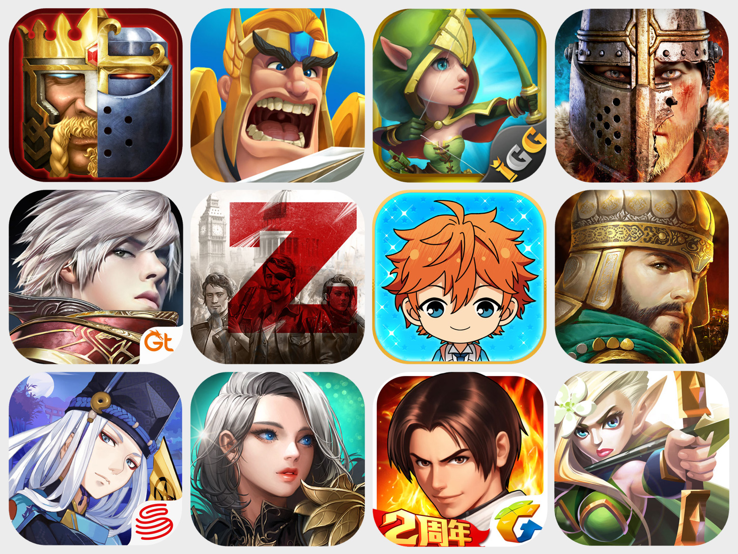 2017 Top Chinese Mobile Game Publishers Outside CN Hero Image
