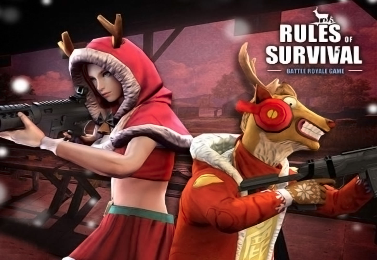 Rules of Survival Christmas Upates