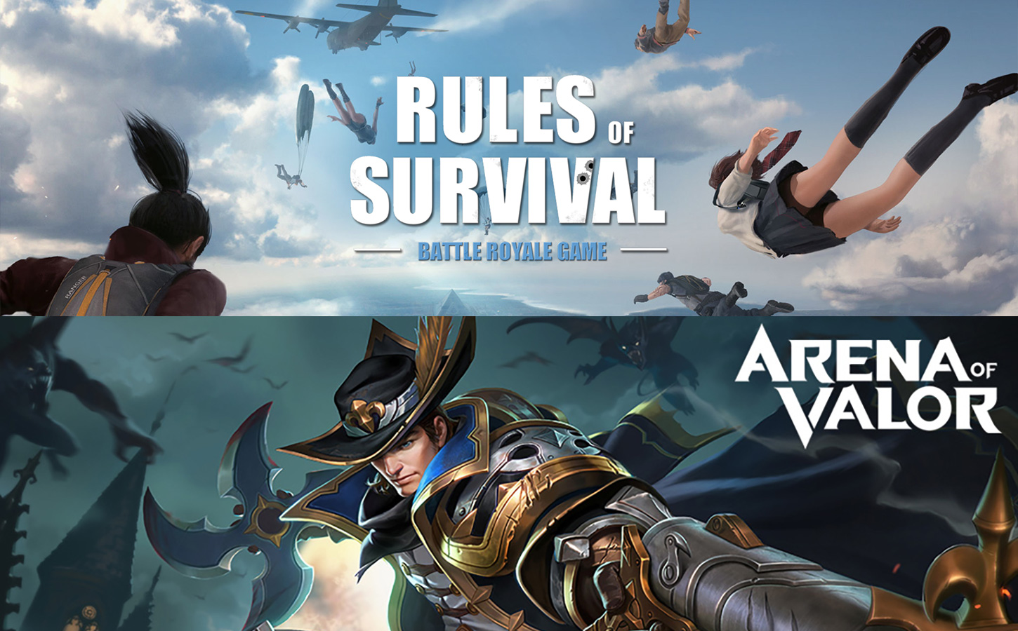 Rules of Survival Surpassed Arena of Valor in First-Month U.S. Revenue Hero Image