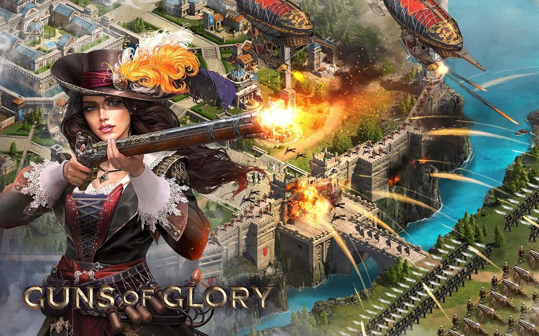 Guns of Glory Screenshot