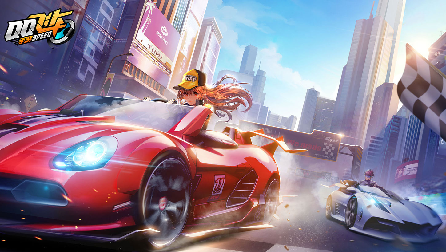 The Top Mobile Apps And Games Of January 2018 Tencent S Qq Speed Races Up The Revenue Charts
