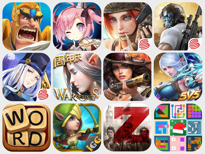 Feb 2018 Chinese Games Abroad Top 30 Rankings  - feb 2018 chinese games abroad rankings - 2018年2月成功出海的中国手游作品TOP30:《火枪纪元》首次打入前三强,网易两款吃鸡手游海外吸金量大增