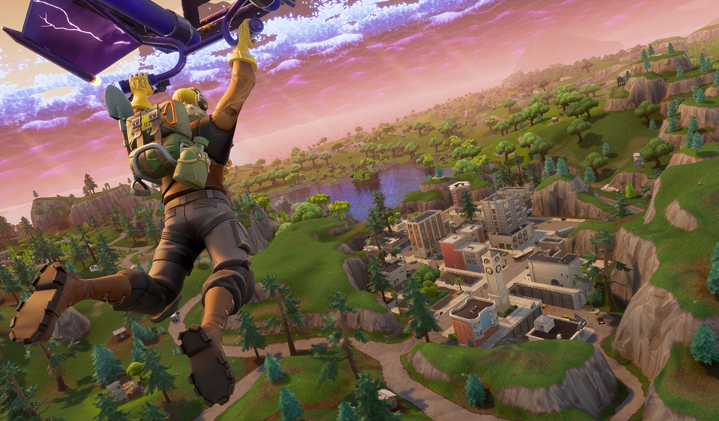 Fortnite First Revenue Hero  - fortnite mobile 2 - Mobile Fortnite Players Spent More Than $1 Million In-Game During First 72 Hours